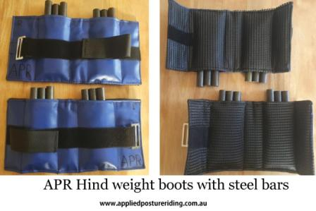 APR Hind Weight bars web