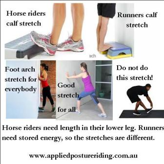 calf stretches for Horse riders web size