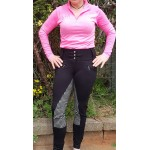 Applied Posture Riding Core Support Silicone Seat Jodhpurs