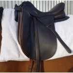 Applied Posture Riding Air Step Saddle Pad